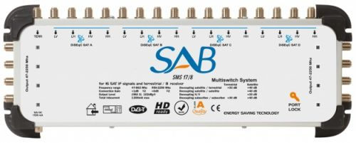 SAB Multiswitch SMS 17/8