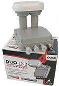 M7 / Inverto DUO Quad LNB 19.2+23.5 60cm 4.3gr